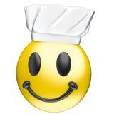 Face smile cook Stock Photo