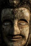 Face stone deva Stock Image