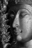 Face of Thai molding art Stock Photos