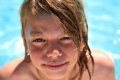 Face young boy Royalty Free Stock Photos