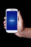 Facebook Στοκ εικόνες με δικαίωμα ελεύθερης χρήσης