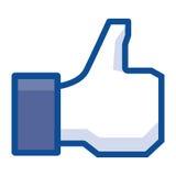 Facebook ilustración del vector
