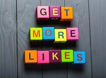Facebook imagen de archivo libre de regalías