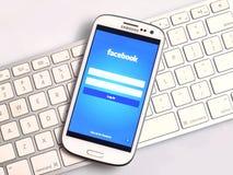 Facebook Stock Photography