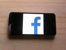 Facebook Lite app obraz stock