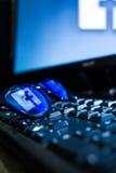 Facebook logo stock images