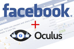 Facebook purchase Oculus Stock Photos