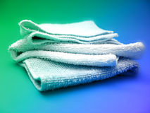 Facecloths Royalty Free Stock Photography