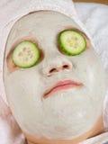 Facemask fotografia de stock