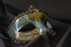 Facemask de Venecia Imagen de archivo