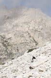 Facendo un'escursione alla Corsica Fotografia Stock Libera da Diritti