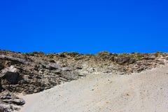 Facendo un'escursione in Creta Immagini Stock Libere da Diritti