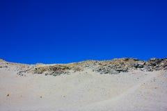 Facendo un'escursione in Creta Fotografie Stock