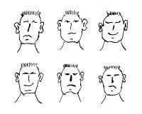 Faces Stock Photo