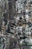 Faces of Angkor Royalty Free Stock Photos