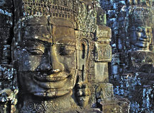 Free Faces At Angkor Wat. Royalty Free Stock Images - 13052159