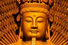 Faces de Buddha. Imagens de Stock Royalty Free