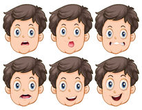 Faces Stock Photography
