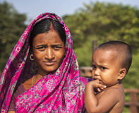 Faces of India Royalty Free Stock Photography