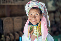 Faces of Myanmar Royalty Free Stock Photo