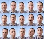Faces parvas Imagens de Stock Royalty Free