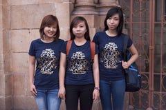 Faces of Saigon Stock Photos