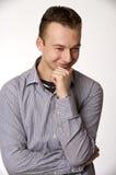 faceta główkowanie Zdjęcie Stock