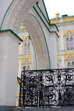 Faceted Chamber. Moscow Kremlin. UNESCO Heritage. Royalty Free Stock Images