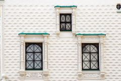 Faceted Chamber of Moscow Kremlin. Royalty Free Stock Photo