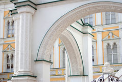 Faceted Chamber. Moscow Kremlin. UNESCO World Heritage Site. Royalty Free Stock Image