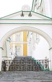 Faceted Chamber in Moscow Kremlin. Stock Photo