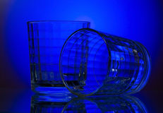 Faceted glass Royalty Free Stock Photography