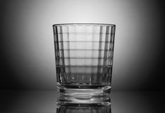 Faceted glass Stock Photos