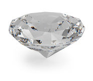 Facetted diamond Stock Photography