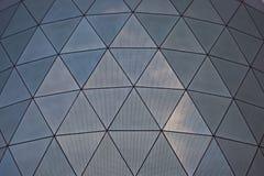 Facettiertes Glas Lizenzfreies Stockbild
