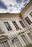 fachada Foto de archivo libre de regalías