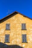 fachada Imagen de archivo