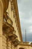 A fachada Foto de Stock