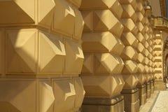 A fachada Imagem de Stock
