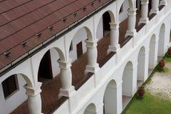 Fachada com arcos Imagem de Stock Royalty Free