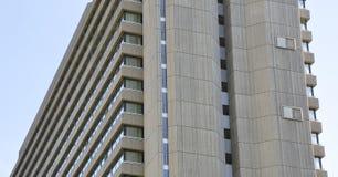 fachada concreta Imagem de Stock Royalty Free
