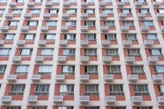A fachada da construção Fotografia de Stock Royalty Free