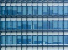 Fachada da construção contemporânea moderna Imagem de Stock Royalty Free