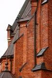 Fachada da igreja foto de stock royalty free