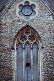 Fachada da igreja Fotos de Stock