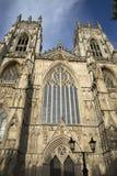 Fachada da igreja da catedral da igreja de York Fotografia de Stock