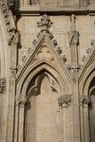 Fachada da igreja da catedral da igreja de York Fotos de Stock Royalty Free