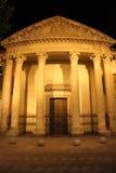 Fachada da igreja da faculdade de Santa Victoria Imagem de Stock Royalty Free