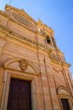 Fachada da igreja de Ghasri Imagens de Stock Royalty Free