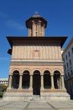 Fachada da igreja de Kretzulescu Imagens de Stock Royalty Free